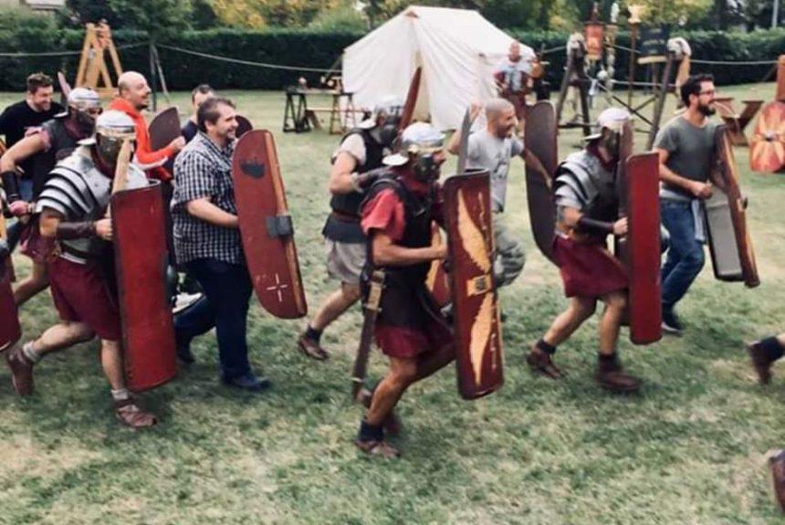 Entrate nella storia con la Legio XIII Gemina: rievocazioni, ricostruzioni storiche e visite guidate
