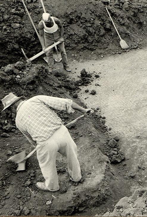 Gli scavi che stanno riportando alla luce la Città di Claterna