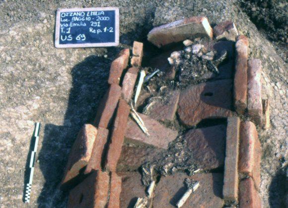 9. Una necropoli nel suburbio occidentale di Claterna
