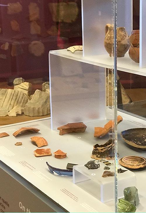 Laboratori pratici per le scuole del Museo di Claterna